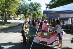 EKU and Richmond Farmers Markets