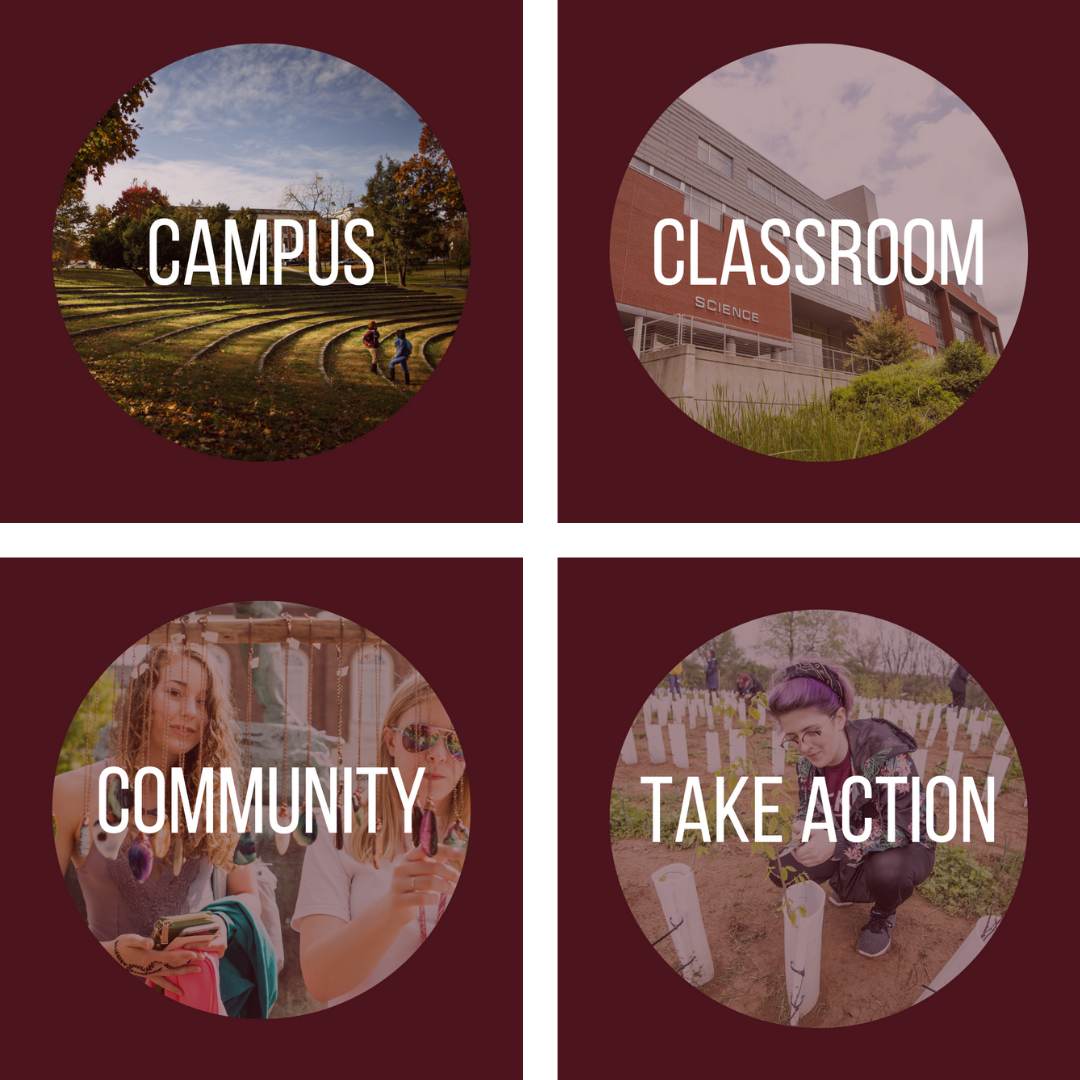 Campus Classroom Community Take Action